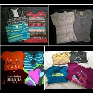 Lot of 12 shirts tops for women